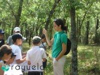 Educación Ambiental para grupos