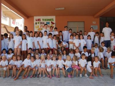 Campamento urbano en verano Granada 1 semana