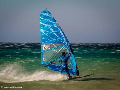 Tasso di livello avanzato della classe di windsurf