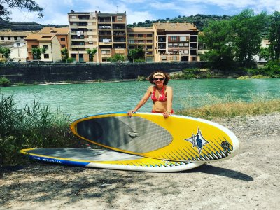 SUP Board Rental in the Pyrenees of Huesca