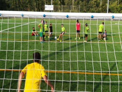 Complex Esportiu Júlia Campus de Fútbol