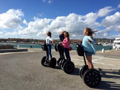 Know Cadiz on a Segway 60 minutes