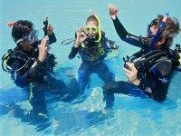沉船潜水员