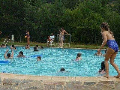 Campamento Sierra Madrid 8 días en julio