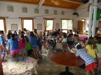 Campamento en Bustarviejo 15 días en julio