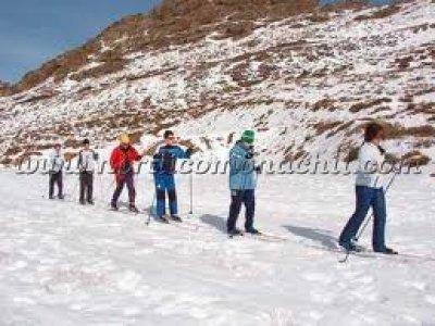 Cazaventuras Madrid Esquí de Fondo