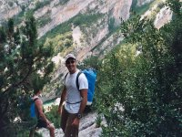 Trekking through Guara and the Pyrenees