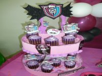Birthday details Monster High