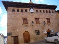edificio antiguo de olocau del rey