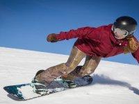 测试滑雪板技术