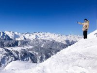 Baqueira滑雪运动