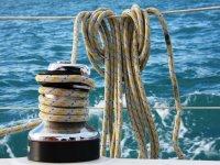 Paseo en velero por el Puerto de Vilanova