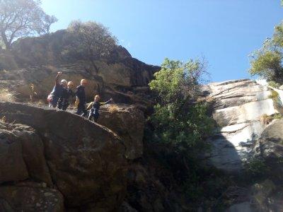 Canyoning Valle del Jerte 2 days Level II