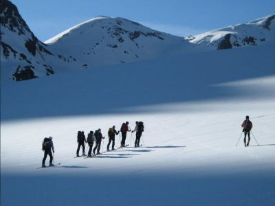 Guías Experiencias Alpinas Esquí de Fondo