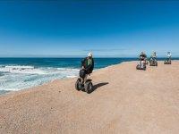 Segway tour junto al Atlantico