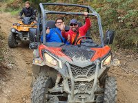 Off road excursion in buggy and quads