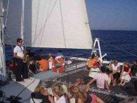 Música en vivo en eventos en barcos