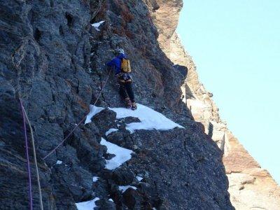 Guías Experiencias Alpinas Escalada
