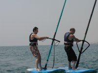 Windsurf en over limit