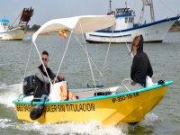 Día navegando en pareja