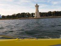 Excursión en barco en Punta del Moral