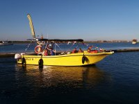 Navegando por Ayamonte