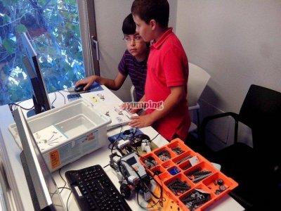 Technologic summer camp, Kids&Tech