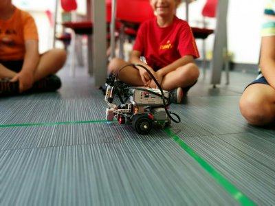 Campus Robótica electrónica programación Pamplona