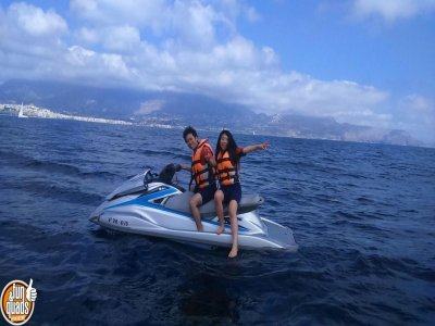 Two-seater jet ski tour in Altea 1 hour