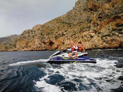 Excursión en moto de agua biplaza Altea 90 min
