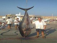 Orgullo de pescador
