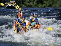 Rafting in the Bierzo