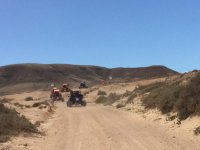 Buggies por itinerario off road