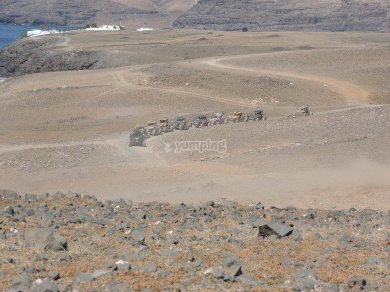 Buggies Playa Quemada