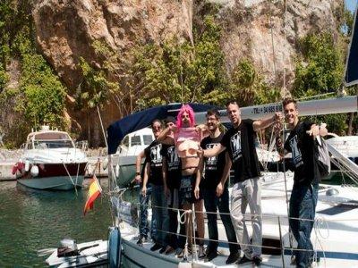 Despedidas Solteras Granada Paseos en Barco