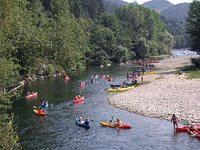 Descenso del río Guadalfeo