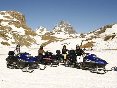 Nieve en Moto Despedidas de Soltero