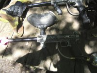 Material de paintball