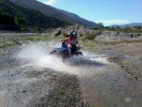 La Alpujarra en quad
