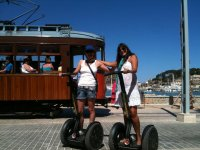 tourism by Soller in segway