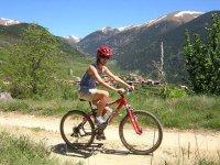 La Alpujarra en bici.