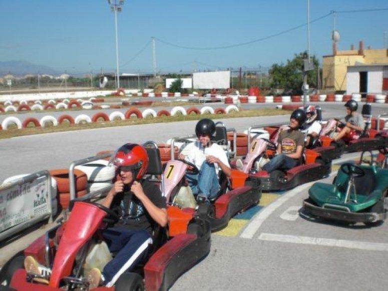 Carreras de karts