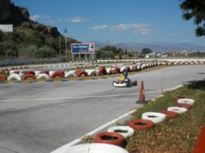 Karting in Almayate Bajo for Adults