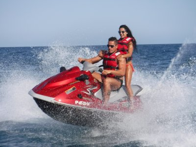 Jet Ski Tour in Cambrils + Pictures - 30 min