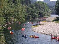 Canoas para grupos