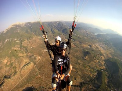 45min paragliding in Sierra Nevada/Tropical Coast