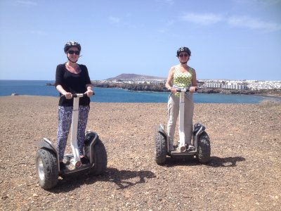 Tour in segway Playa Blanca. 80 minuti facili
