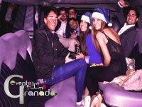 Limousines bachelorette party granada