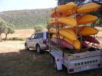 在Ciudad独木舟真正作战的电流