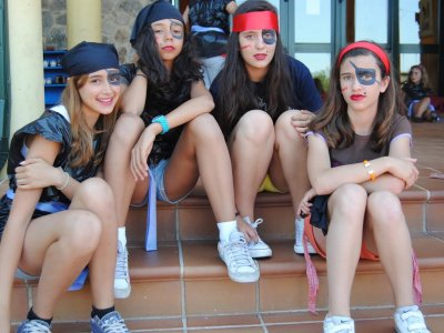 Campamento de aventuras para niños Pontevedra
